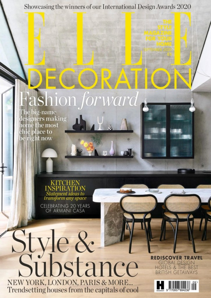 Elle Decoration Uk September 2020 Scientificmagazines