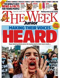 scientificmagazines The-Week-Junior-UK-22-August-2020 The Week Junior UK - 22 August 2020 Hobbies & Leisure time  The Week Junior UK