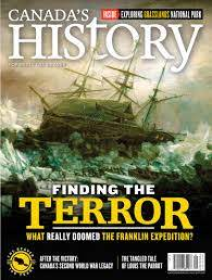 scientificmagazines Canadas-History-August-September-2020 Canada's History - August-September 2020 History Military and Army  Canada's History
