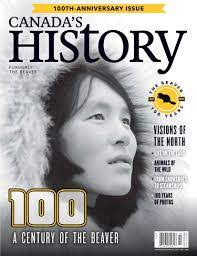 scientificmagazines Canadas-History-October-November-2020 Canada's History - October-November 2020 History Military and Army  Canada's History