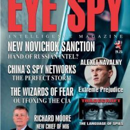 scientificmagazines Eye-Spy-Issue-129-September-2020 Eye Spy - Issue 129 - September 2020 Politics  Eye Spy
