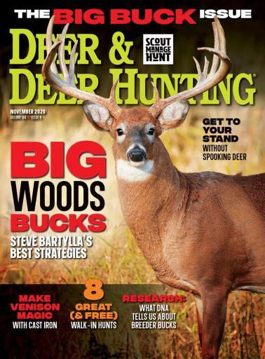Deer-Deer-Hunting-November-2020 Deer & Deer Hunting - November 2020