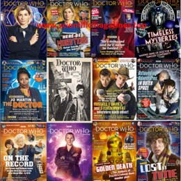 scientificmagazines Doctor-Who-Magazine-–-2020-Full-Year-Collection Doctor Who Magazine – 2020 Full Year Collection Films & TV Full Year Collection Magazines  Doctor Who Magazine