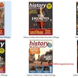 scientificmagazines History-Scotland-–-Full-Year-2020-Collection History Scotland – Full Year 2020 Collection Full Year Collection Magazines History  History Scotland