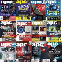 scientificmagazines APC-–-2020-Full-Year-Collection APC – 2020 Full Year Issues Collection Computer Full Year Collection Magazines Technics and Technology  APC