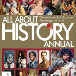 scientificmagazines All-About-History-Annual-Volume-7-November-2020 All About History Annual - Volume 7 - November 2020 History Military and Army  All About History Annual