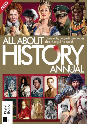 All About History Annual - Volume 7 - November 2020