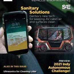 scientificmagazines Autonomous-Vehicle-Engineering-November-2020 Autonomous Vehicle Engineering - November 2020 Car & Motorcycle & Transport Technics and Technology  Autonomous Vehicle Engineering