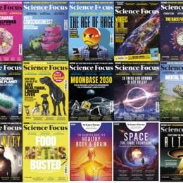 scientificmagazines BBC-Science-Focus-2020-Full-Year BBC Science Focus - 2020 Full Year Collection Full Year Collection Magazines Science related  BBC Science Focus BBC Focus