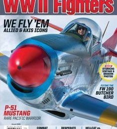 scientificmagazines Flight-Journal-WWII-Fighters-November-2020 Flight Journal - WWII Fighters - November 2020 Military and Army  Flight Journal