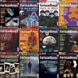 scientificmagazines Fortean-Times-2019-Full-Year Fortean Times – 2020 Full Year Collection Economics and Finances Full Year Collection Magazines  Fortean Times