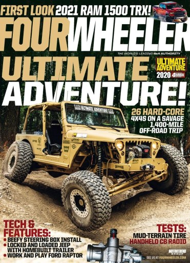 Four-Wheeler-January-2021 Four Wheeler - January 2021