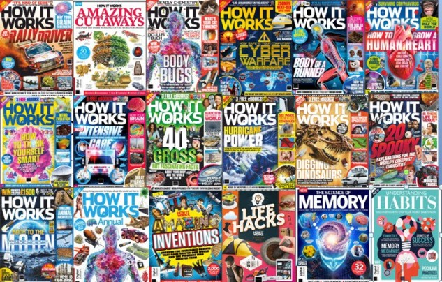 download How It Works – Full Year 2020 Issues Collection