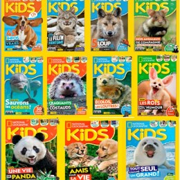 scientificmagazines National-Geographic-Kids-France-–-annee-complete-2020 National Geographic Kids France – année complète 2020 For Kids & Teens Frensh magazines Full Year Collection Magazines  National Geographic Kids France
