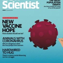 scientificmagazines New-Scientist-International-Edition-November-14-2020 New Scientist International Edition - November 14, 2020 Science related  New Scientist International Edition