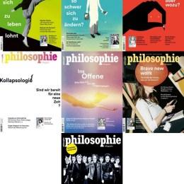 scientificmagazines Philosophie-Magazin-2020-Jahrgang Philosophie Magazin - 2020 Jahrgang Deutsch Magazines Full Year Collection Magazines Philosophy