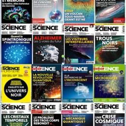 scientificmagazines Pour-La-Science-–-Annee-Complete-2020 Pour La Science – Année Complète 2020 Frensh magazines Science related  Pour La Science