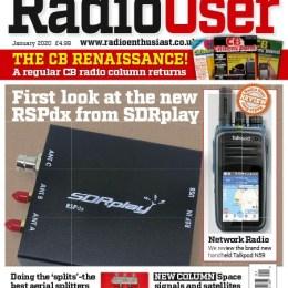 scientificmagazines Radio-User-January-2020 Radio User - January 2020 Technics and Technology  Radio User