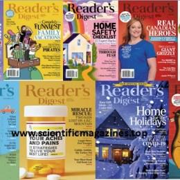 scientificmagazines Readers-Digest-Canada-–-2020-Full-Year-Collection Reader's Digest Canada – 2020 Full Year Collection Full Year Collection Magazines Hobbies & Leisure time Languages  Reader's Digest Canada
