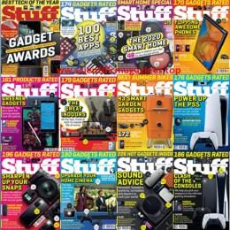scientificmagazines Stuff-UK-–-2020-Full-Year-Collection Stuff UK – 2020 Full Year Collection Full Year Collection Magazines Technics and Technology  Stuff UK
