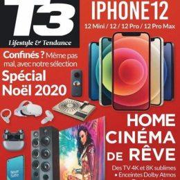 scientificmagazines T3-France-novembre-2020 T3 France - novembre 2020 Frensh magazines Technics and Technology  T3 France