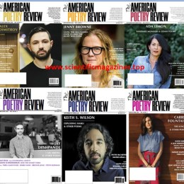 scientificmagazines The-American-Poetry-Review-–-2020-Full-Year-Collection The American Poetry Review – 2020 Full Year Issues Collection Full Year Collection Magazines Languages  The American Poetry Review