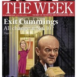 scientificmagazines The-Week-UK-21-November-2020 The Week UK - 21 November 2020 Economics and Finances News Politics  The Week UK