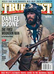 scientificmagazines True-West-December-2020 True West - December 2020 History  True West