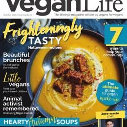 scientificmagazines Vegan-Life-Issue-64-October-2020 Vegan Life - Issue 64 - October 2020 Food and Cooking Hobbies & Leisure time  Vegan Life