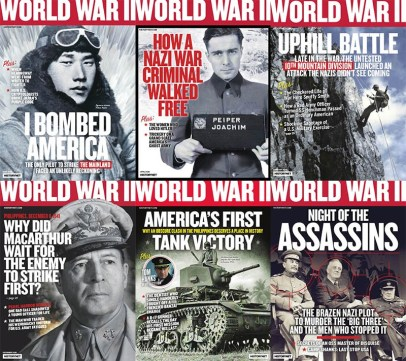 download World War II - 2020 Full Year Collection