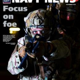 scientificmagazines Navy-News-November-2020 Navy News - November 2020 Military and Army  Navy News