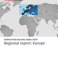 The Economist (Intelligence Unit) - Global Food Security Index 2020, Regional report: Europe (2021)