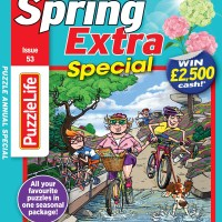 PuzzleLife Puzzle Annual Special - 13 May 2021