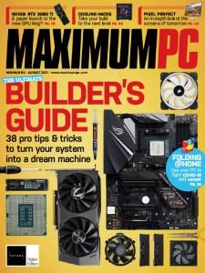 Maximum PC - August 2021