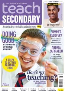 Teach Secondary - July 2021