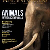Ancient Origins Magazine - September 2021