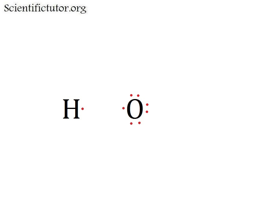 Chem Filling In The Valence Electrons Of An Electron Dot
