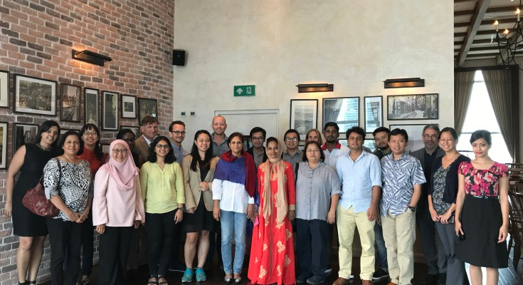 Journalists Training on Air Pollution