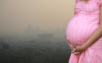 Air pollution and pregnancy