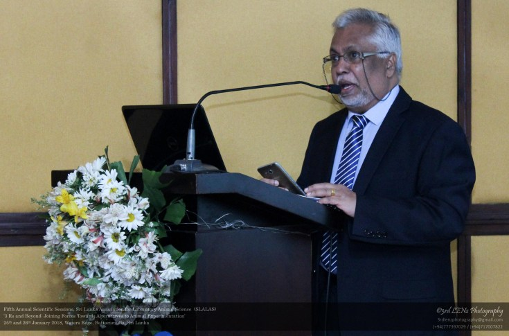 Prof. Lakshman