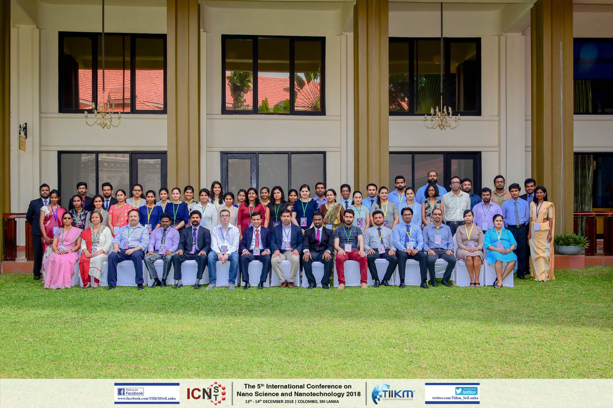 The 5th International Conference on Nano Science and Nanotechnology 2018 (ICNSNT 2018)