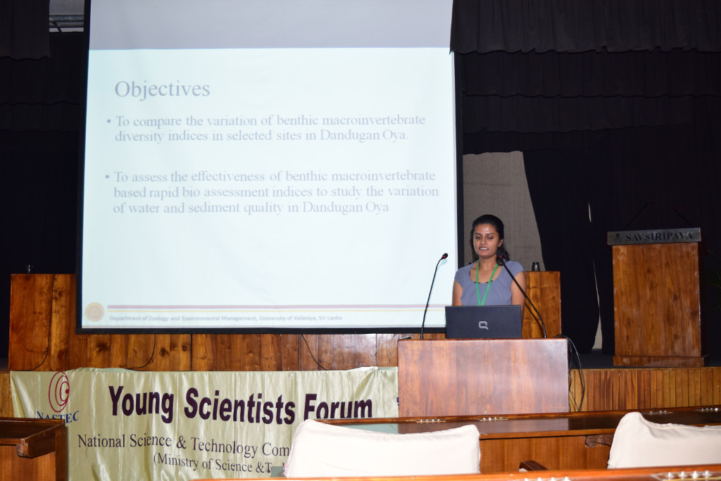 8th Annual Research Symposium of the Young Scientist Forum