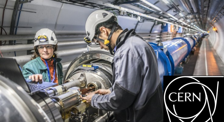 CERN fellowships
