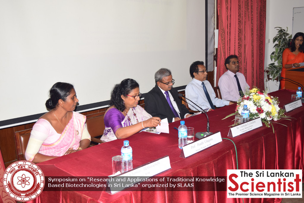SLAAS Biotechnology Symposia Series Starts in Colombo