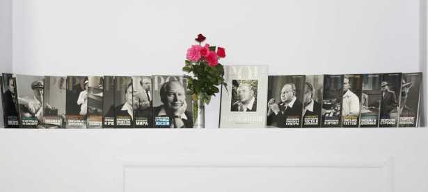 Выставка книг серии «РОН», Уральский тур Доброй воли, г. Уфа