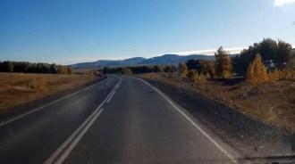 Южноуральские горы. Тур Доброй воли едет в Оренбург