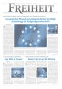 Freiheit Faltblatt 2007 - Titel