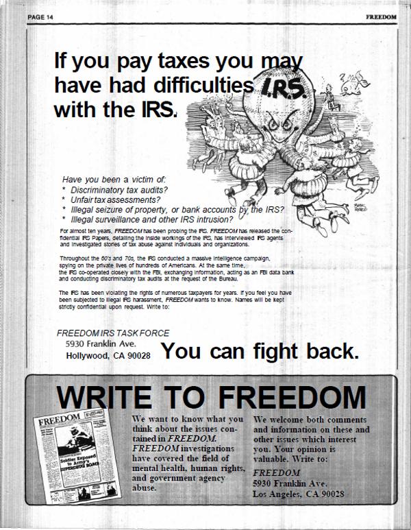 Freedom.IRS