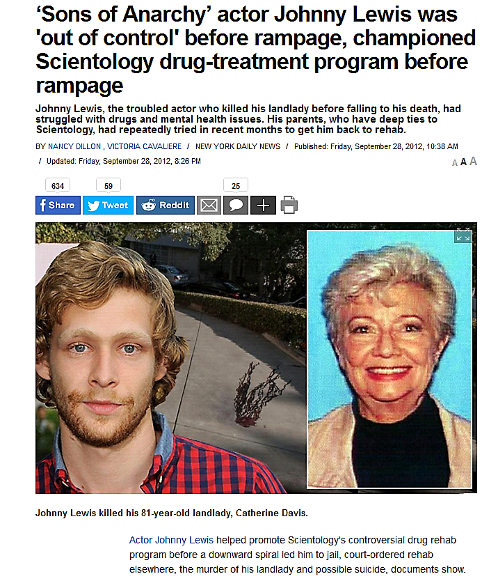 Cures for sex addiction scientology
