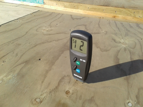 21% moisture content,still too high, needs to be below 18%